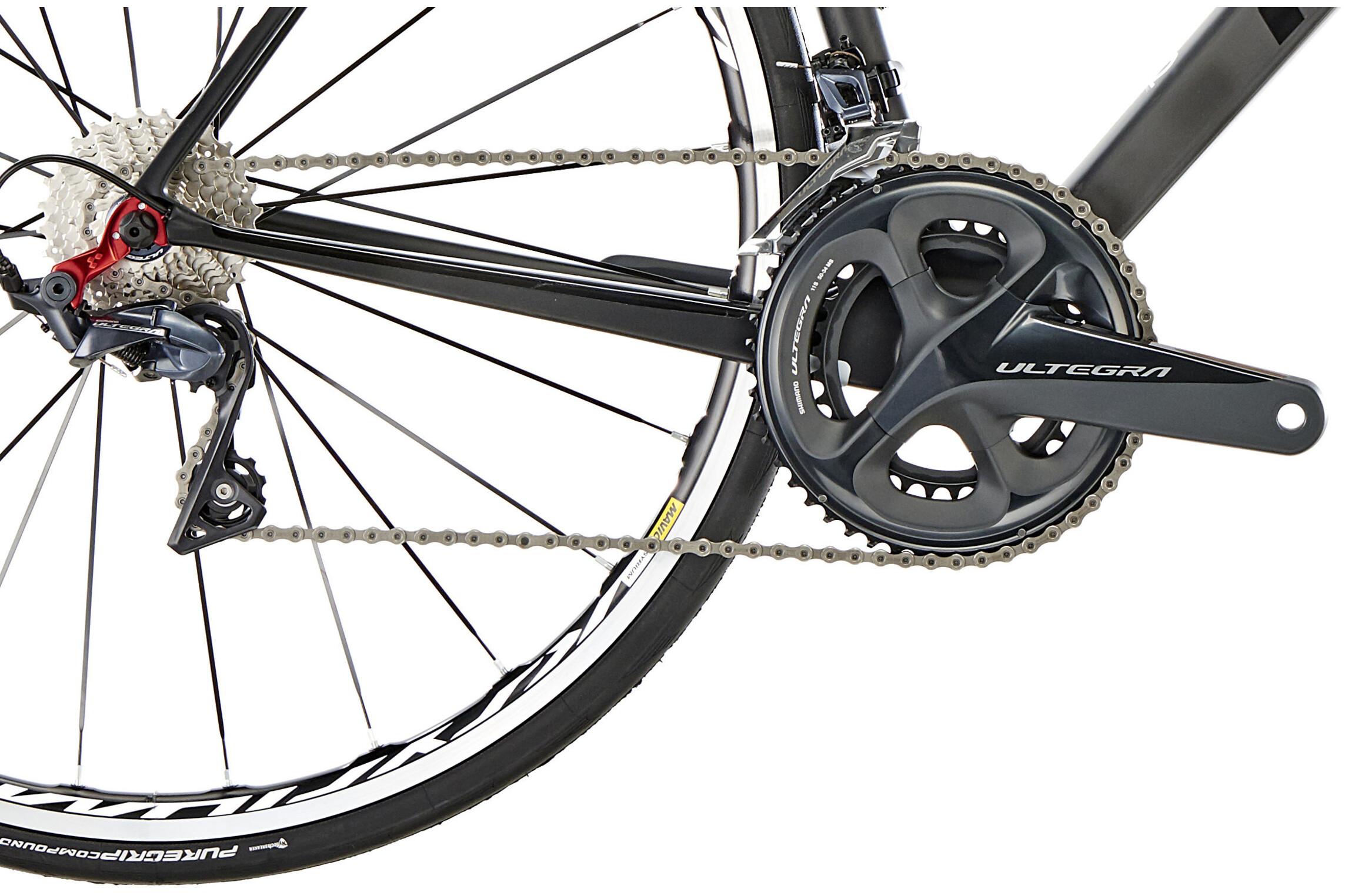325cd1376558e4 Cube Litening C 62 Pro - Vélo de route - noir